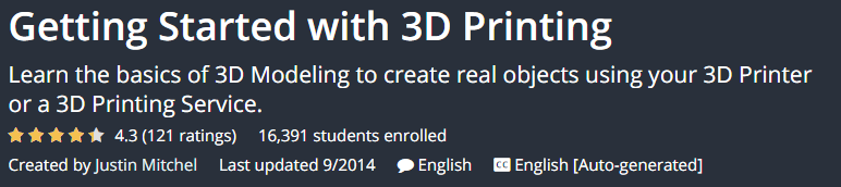 Getting Started with 3DP